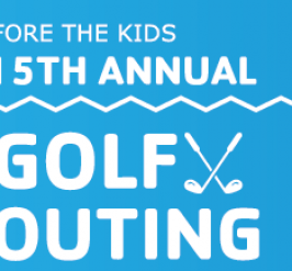 Graphic for 2021 Fore the Kids Outing